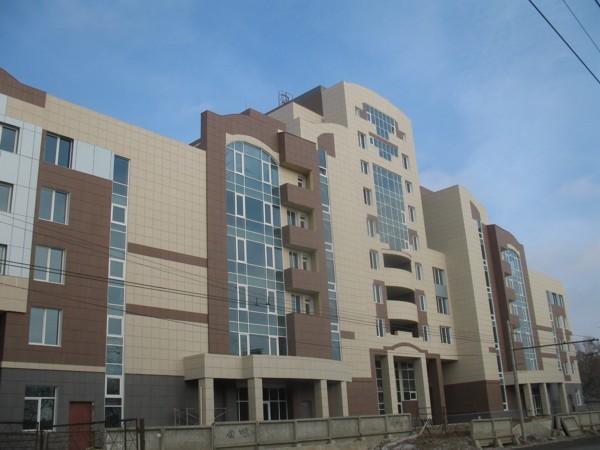 Бизнес-центр на Чернышевского, г. Пермь