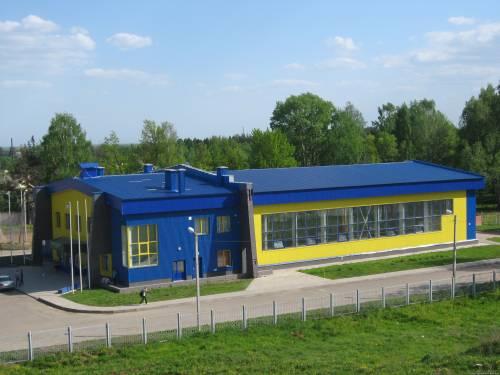 Физкультурно-оздоровительный комплекс, г. Котельнич Кировской области