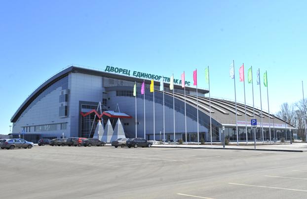 Дворец единоборств «Ак Барс», г. Казань