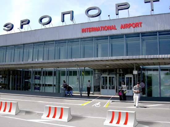 Международный аэропорт Стригино, г. Нижний Новгород (нефтеналивная эстакада)